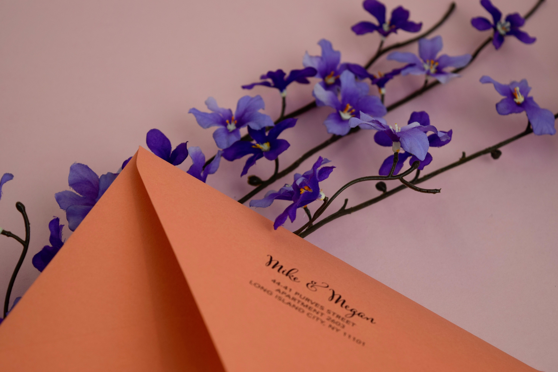Custom envelopes in NYC