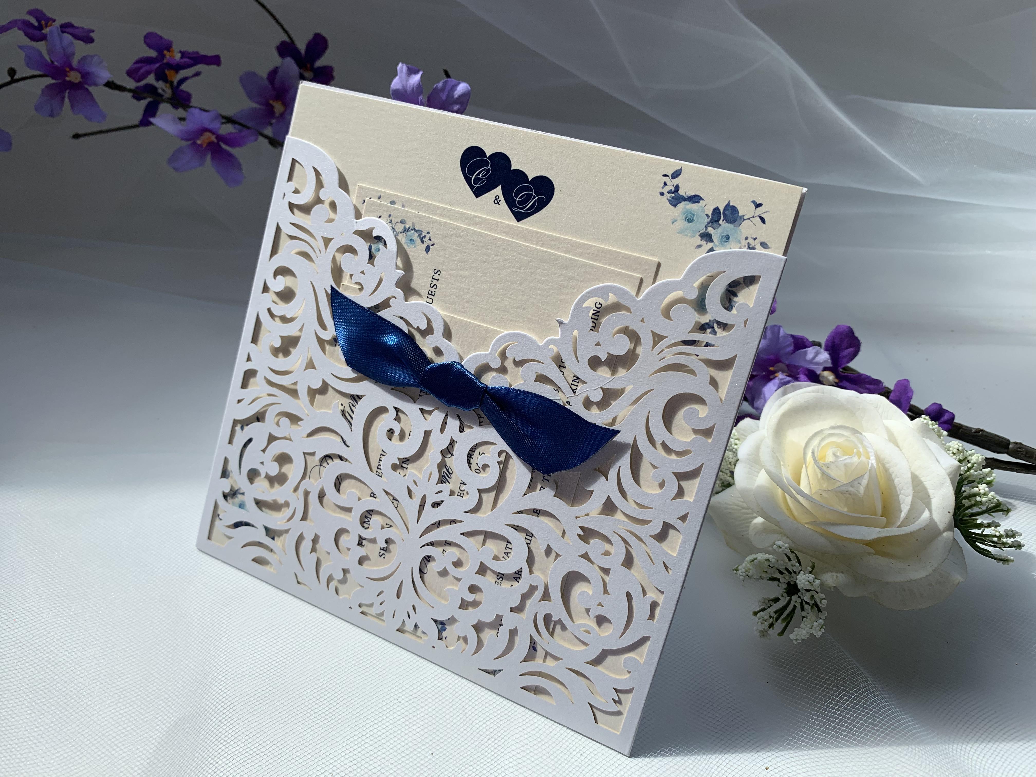 Cute wedding invitations in NYC