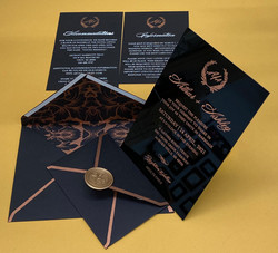super elegant invitations in NYC