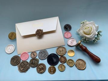 custom wax seals