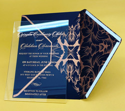 acrylic invitations in NYC