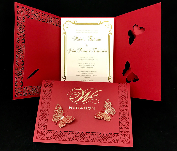 Wedding invitations studio in NYC