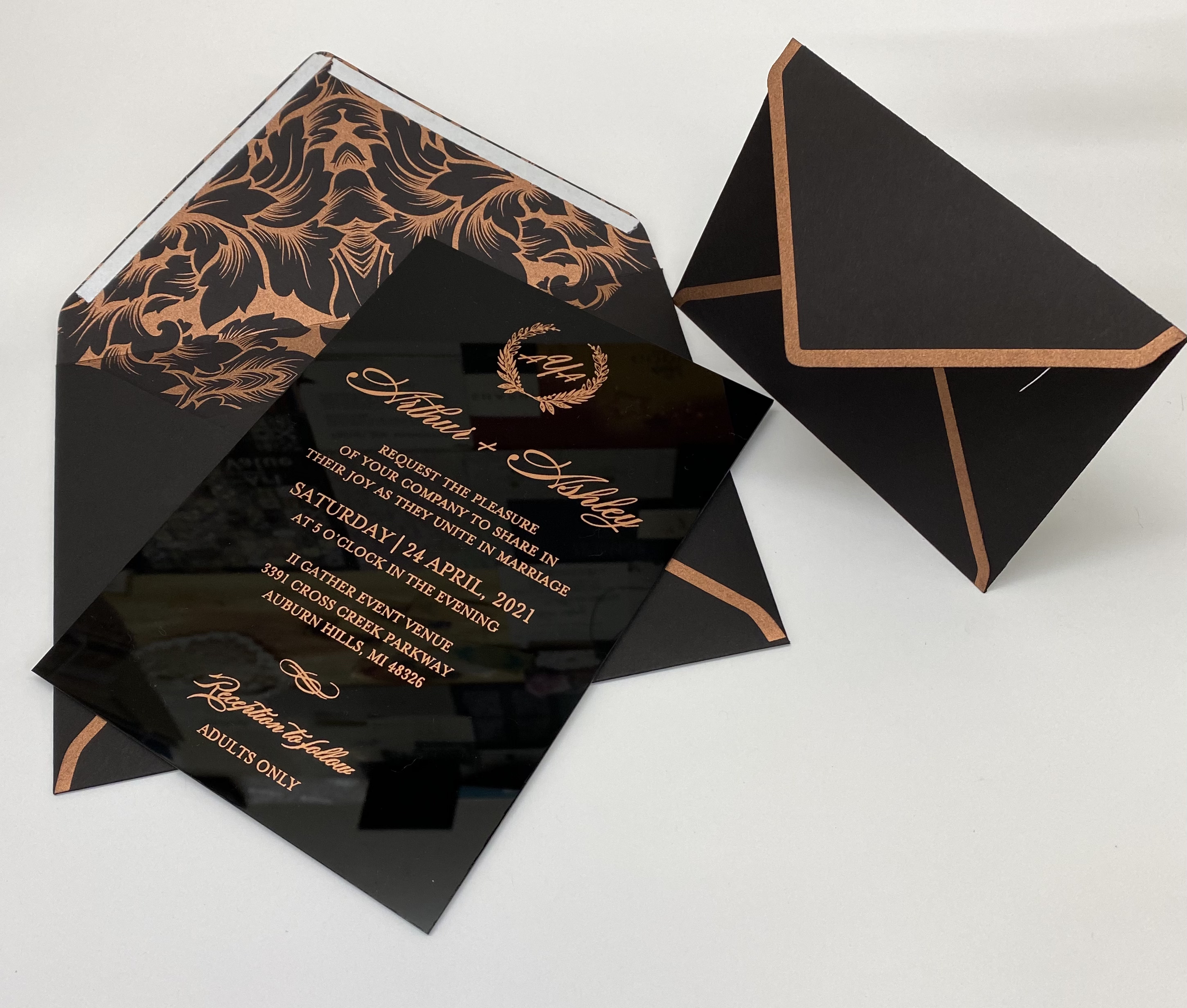 invitations in NYC