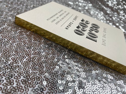 elegante NYC invitations