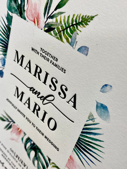 wedding invitations NYC