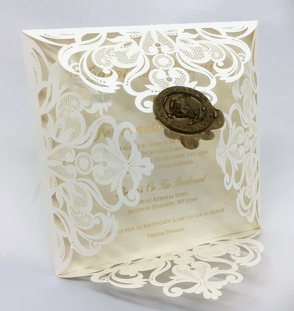 LETTERPRESS IN NYC CUSTOM STATIONERY IN NYC Foil stamp NYC – Custom Wedding Invitations Nyc