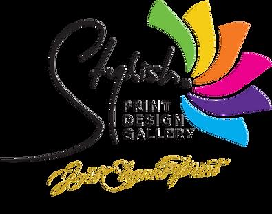 Stylish Logo vector to  copy white 2 .pn