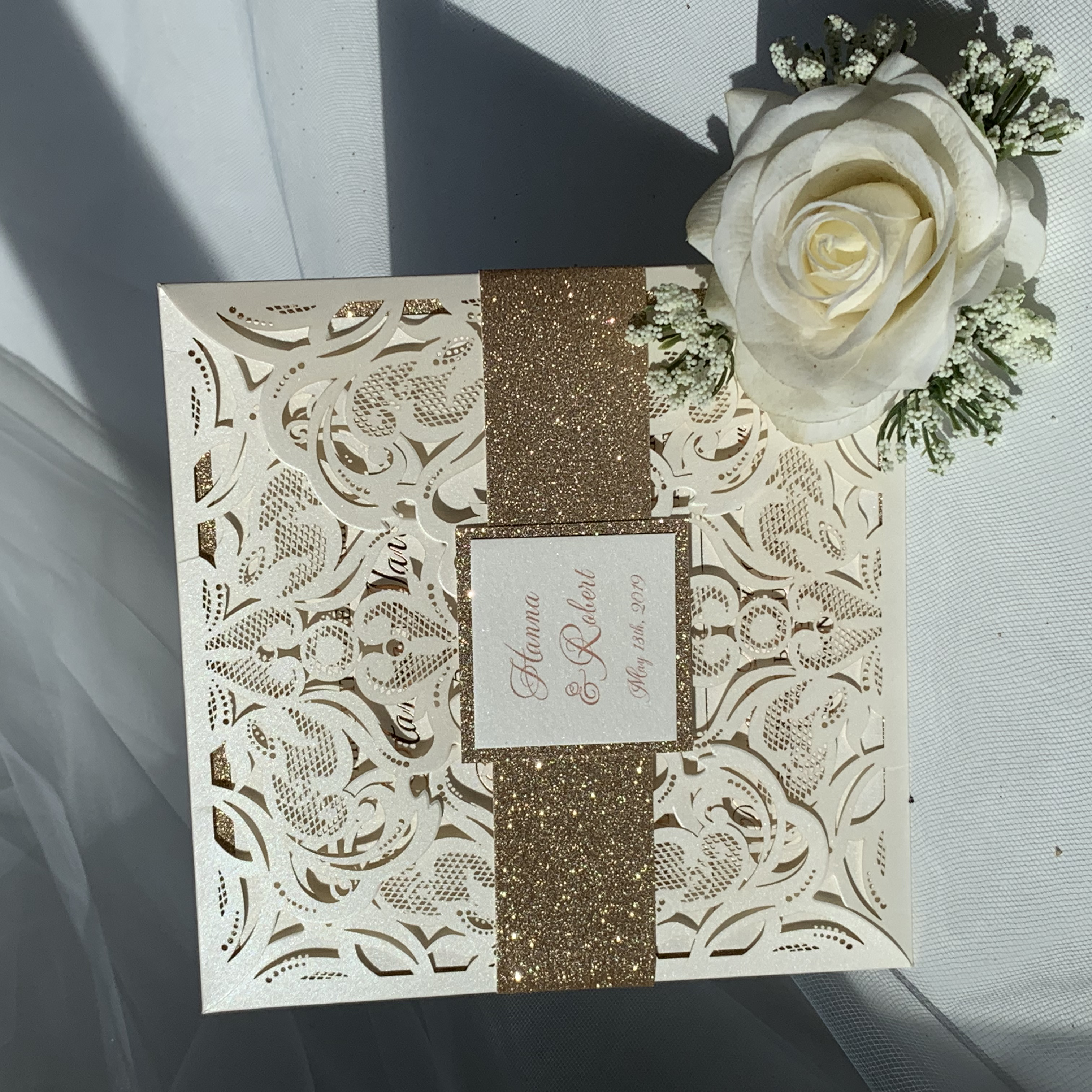 affordable wedding invitations in NYC
