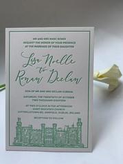 letterpress wedding invitations NYC