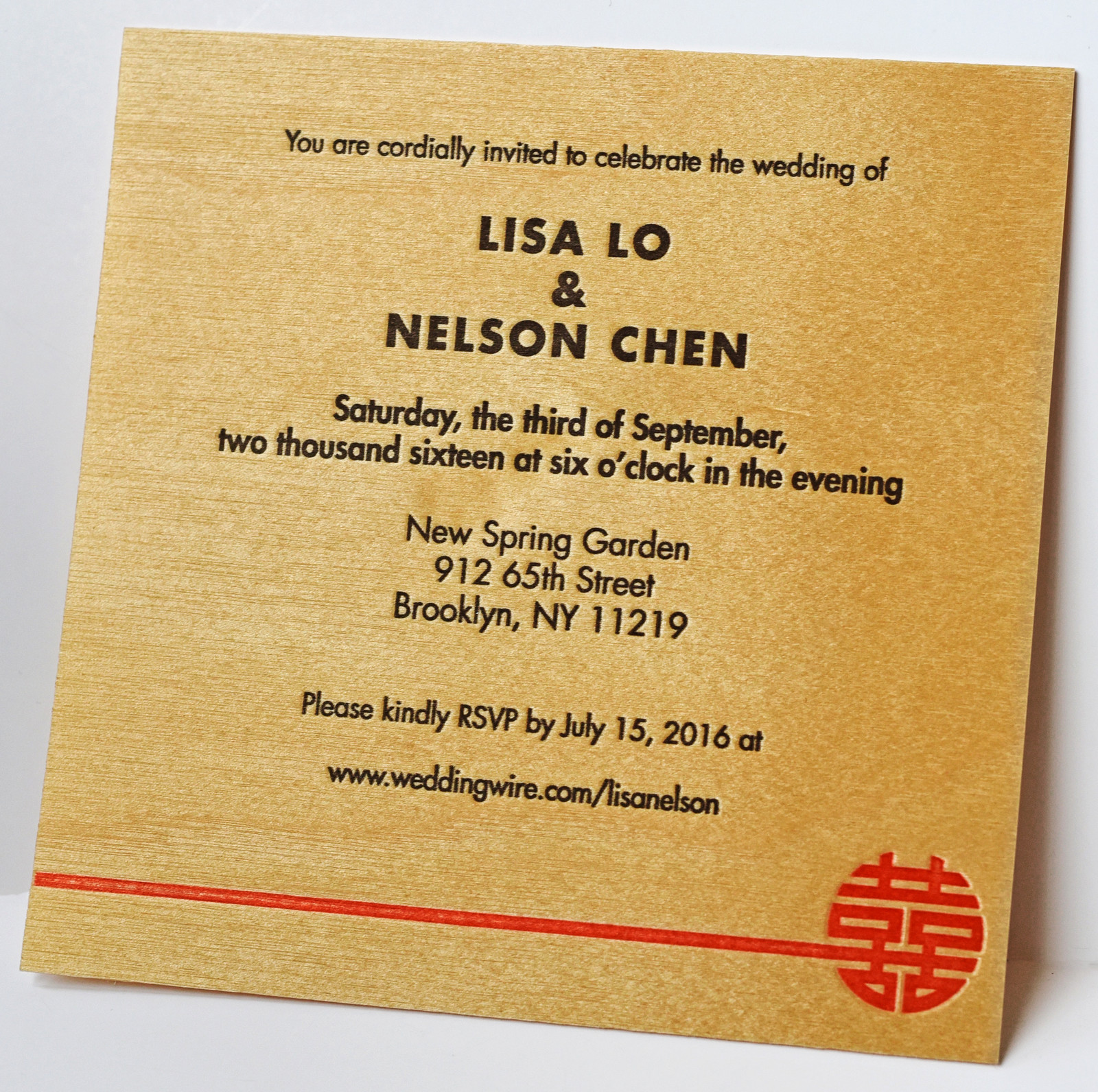 NYC Wedding Invitations Studio