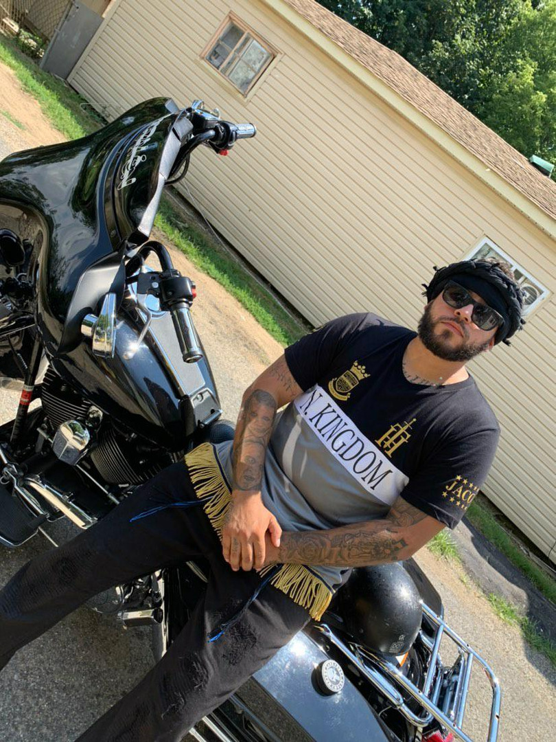 True Hebrew Rider