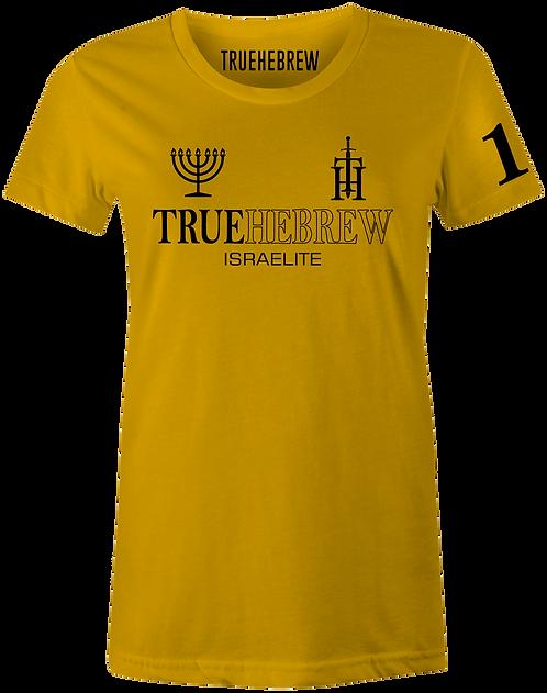 TRUE HEBREW TEE 2.0