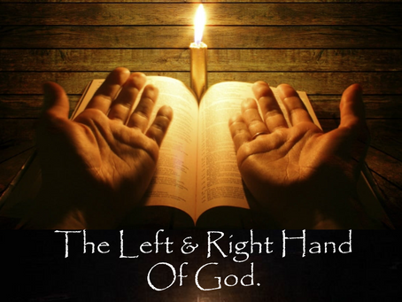 The Left And Right Hand Of God