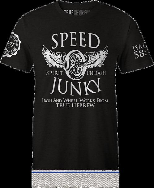 SPEED JUNKY TEE
