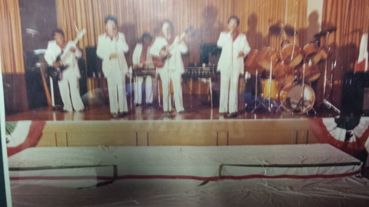 The David Perez Band.jpg With Luis (Boy)Lozano on drums.jpg Before I was in the band.jpg He was my g