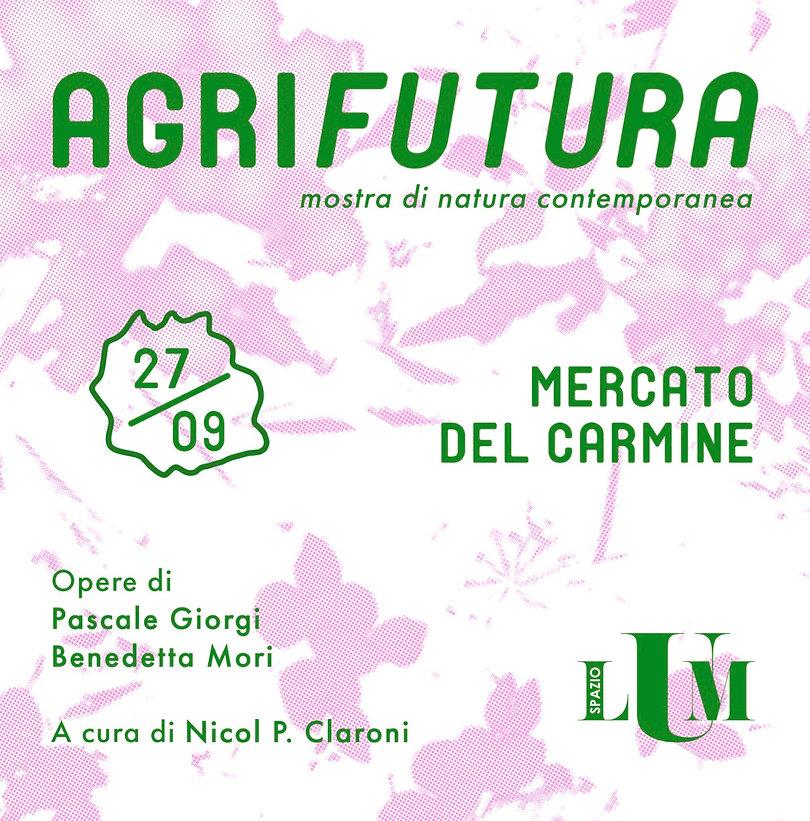 Agrifutura - Flyer Rosa