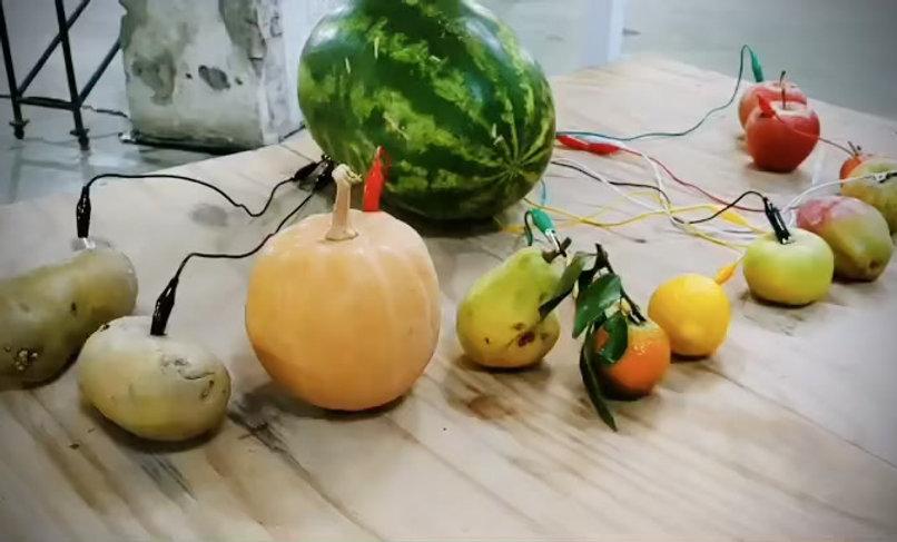Radical Fruit Bowl