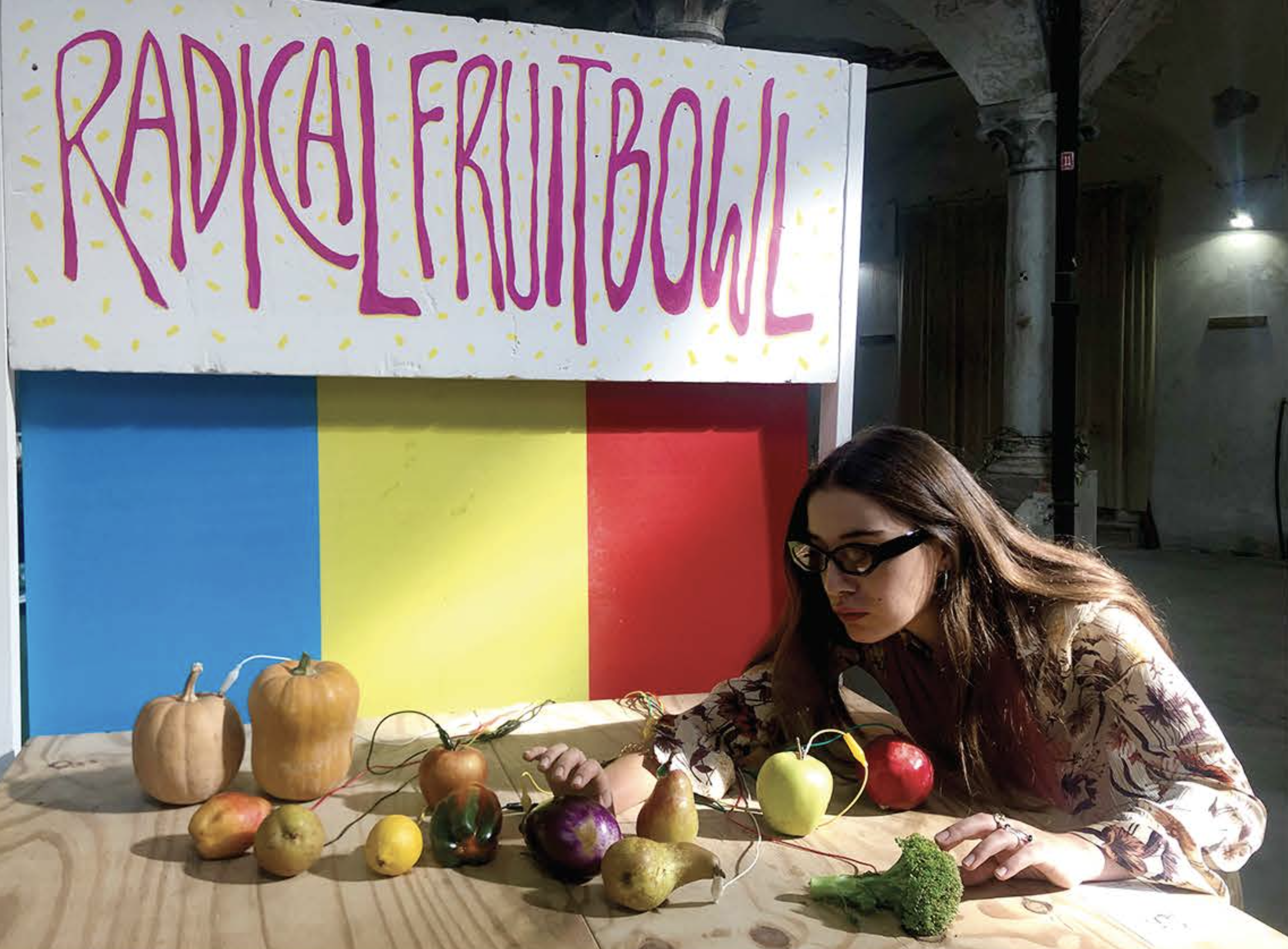 Radical Fruit Bowl