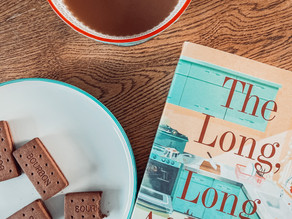 The Long, Long Afternoon - Ingrid Vesper
