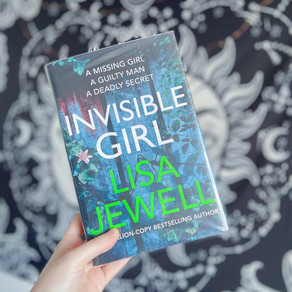 The Invisible Girl - Lisa Jewell