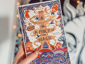 A Pinch of Magic - Michelle Harrison