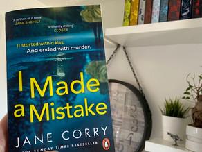 I Made A Mistake - Jane Corry