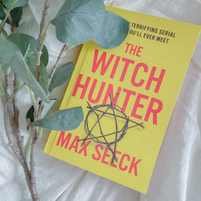 The Witch Hunter - Max Seeck