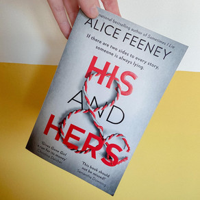 His & Hers - Alice Feeny