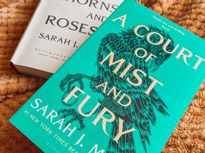A Court of Mist and Fury - Sarah J. Maas