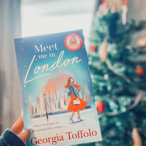 Meet Me In London - Georgia Toffolo