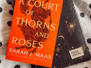 A Court of Thorns and Roses - Sarah J. Maas