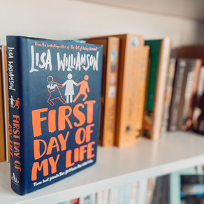 First Day of My Life - Lisa Williamson