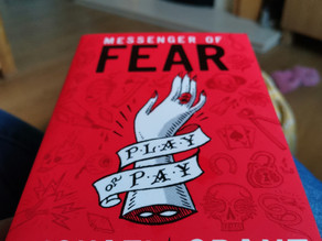 Messenger of Fear – Michael Grant