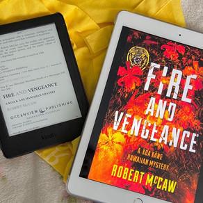 Fire and Vengeance - Robert McCaw