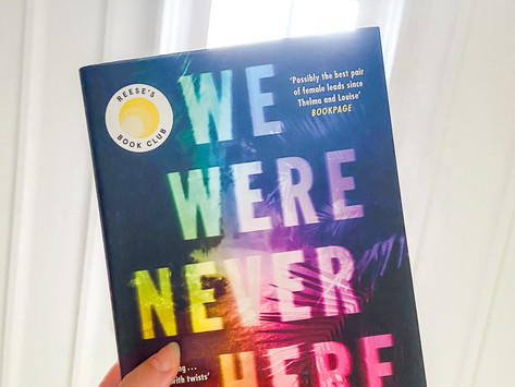 We Were Never Here - Andrea Bartz