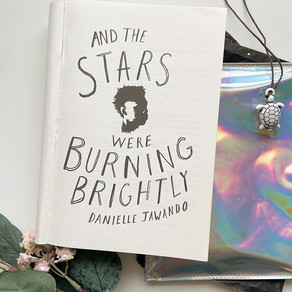 And the Stars Were Burning Brightly - Danielle Jawando