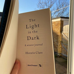 The Light in the Dark - Horatio Clare
