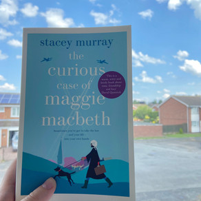 The Curious Case of Maggie Macbeth - Stacey Murray