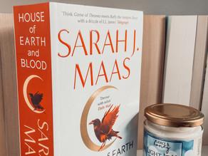 House of Earth and Blood - Sarah J Maas