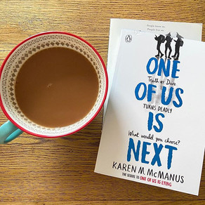 One of Us is Next - Karen McManus