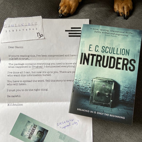 Intruders - E. C. Scullion