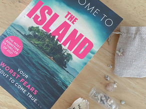 The Island - CL Taylor
