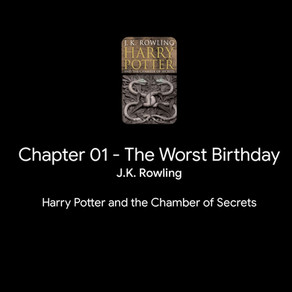 Harry Potter and the Chamber of Secrets – J. K. Rowling
