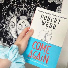 Come Again - Robert Webb