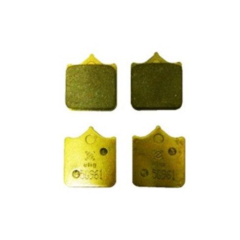 BENELLI: BN600 (F-L/R), BREMBO 4 PISTON TIPE: MOTARD AXIAL CALIPER P4 34 CODE XA