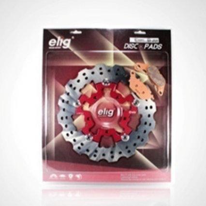 DISC & Sinter Pad BYSON 150 (FZ 16)