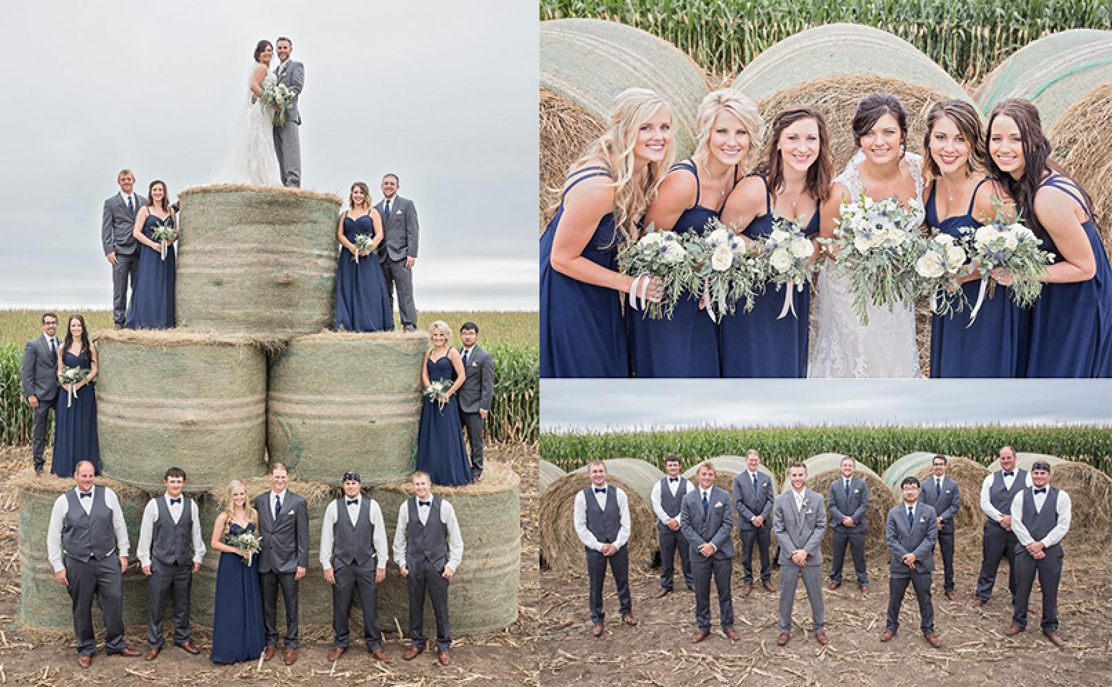 Alex & Haley & Wedding Party