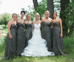 Moriah & Bridal Party