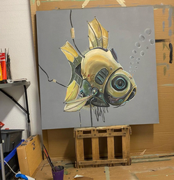 underground fish