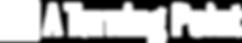 WHITE A Turning Point Horizontal Logo (0